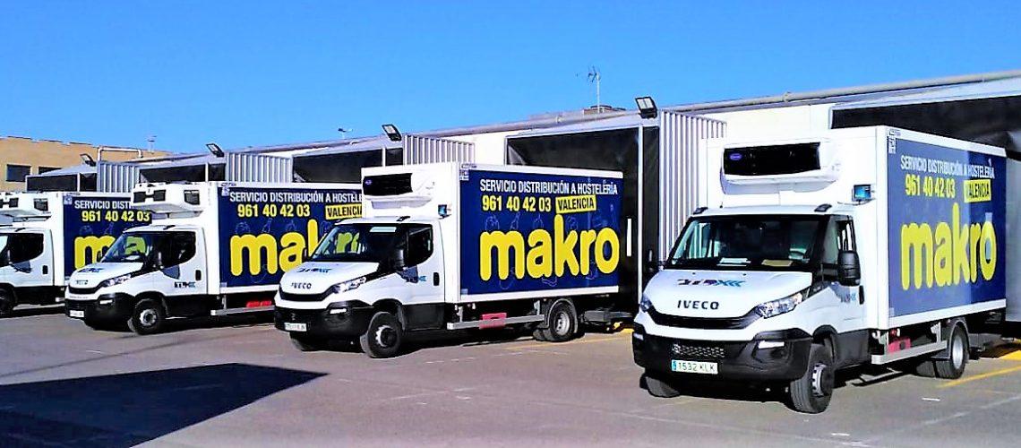 TLX y Makro amplían su flota para cubrir la campaña de verano de la costa levantina